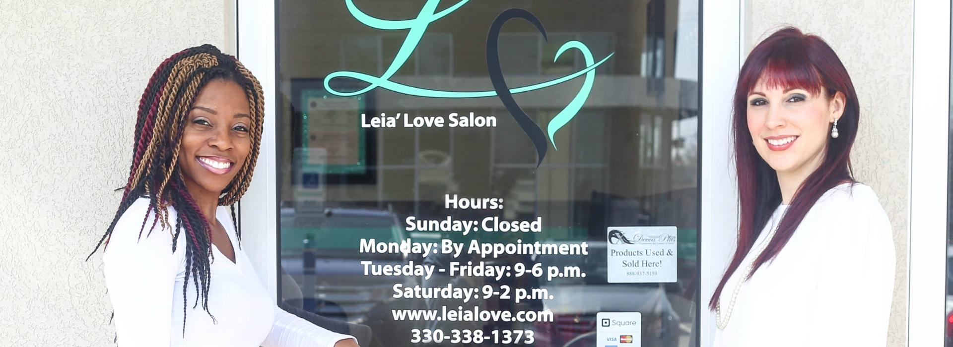 Leia' Love Hair & Nail Salon, LLC